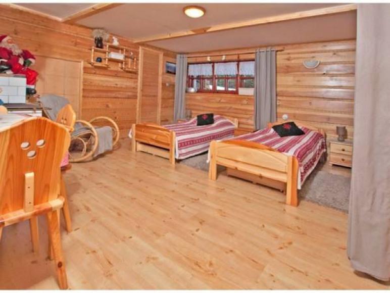 Apartament dolny- pokój pierwszy