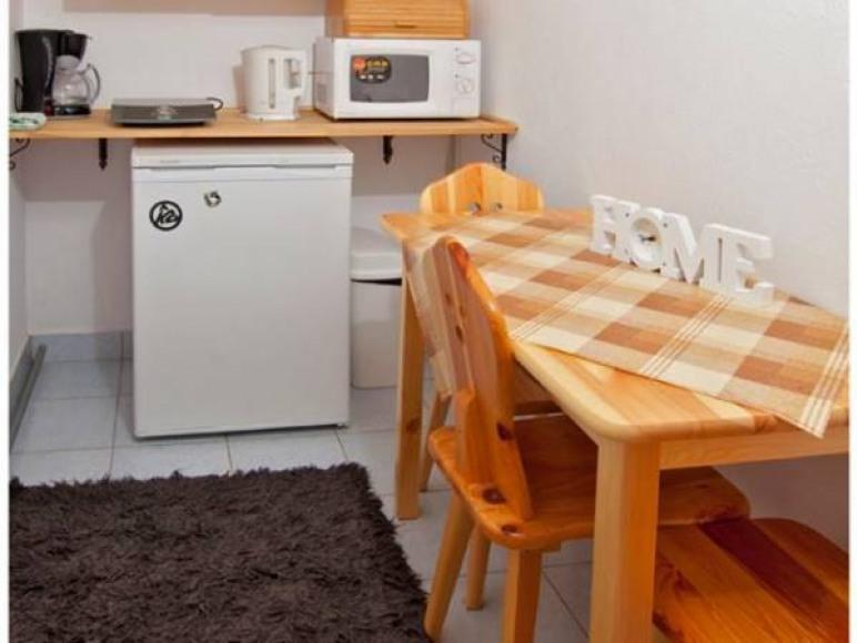 Apartament dolny - aneks kuchenny