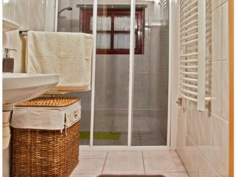 Apartament dolny - łazienka