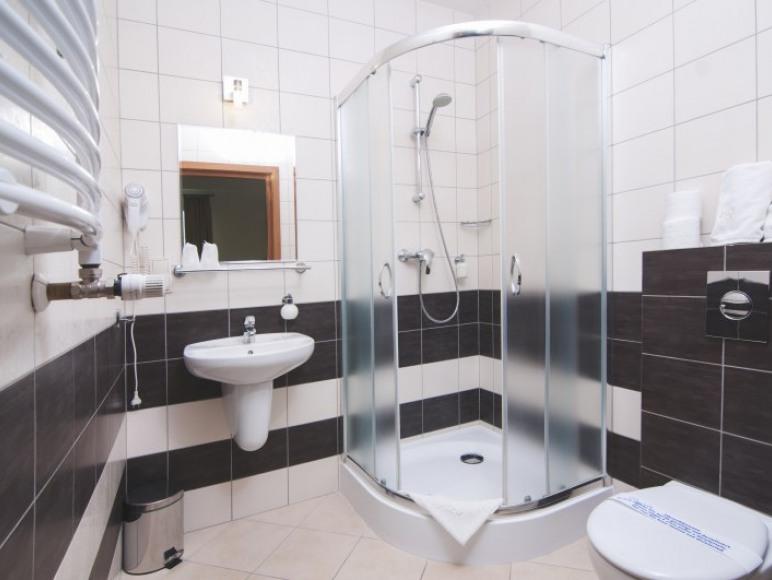 Przykładowa łazienka.
