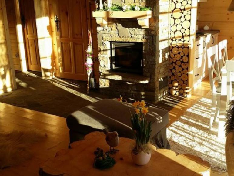 Święta Wielkanocne w domku