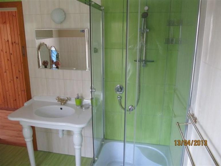 Dom nr1 łazienka na piętrze