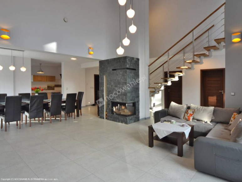 salon - apartament dolny