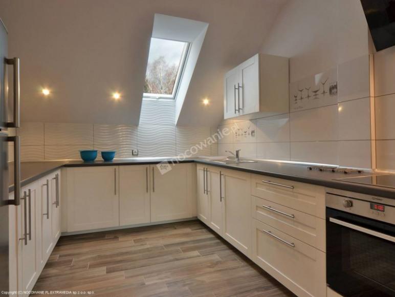 kuchnia - apartament górny