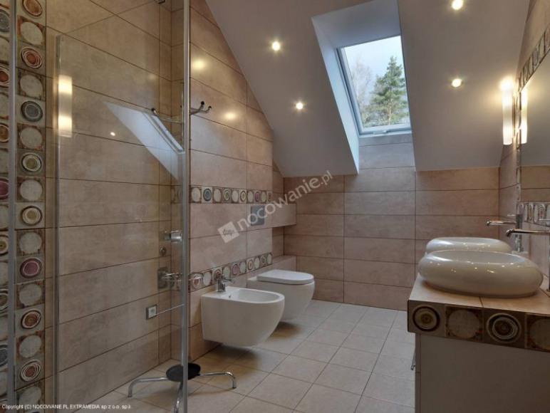 łazienka - apartament górny