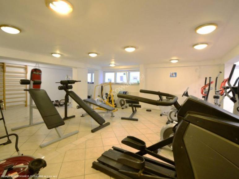 Siłownia Hotel Miłosz Fitness & SPA