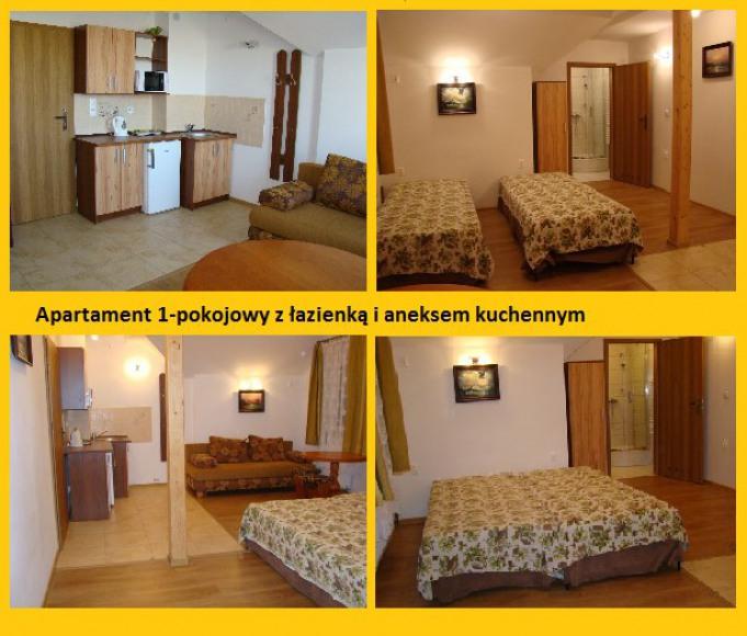 Apartament Komfort 1-pokojowy