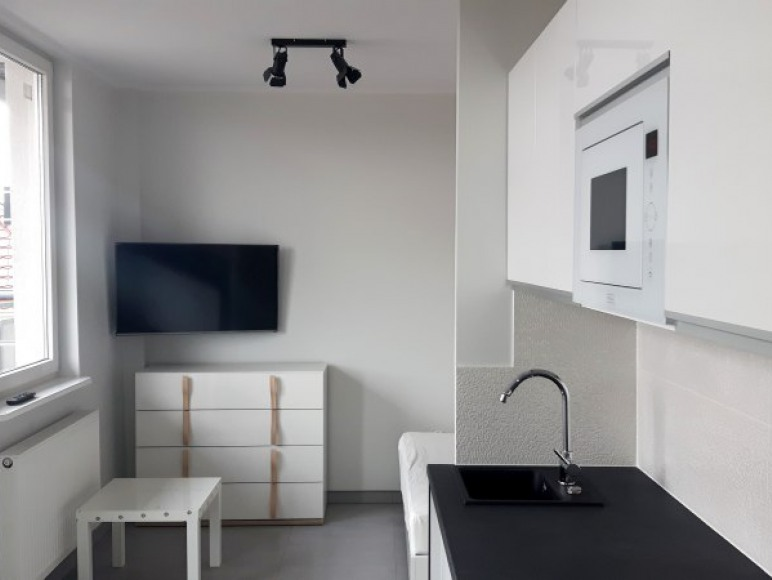 Apartament 8 kuchnia