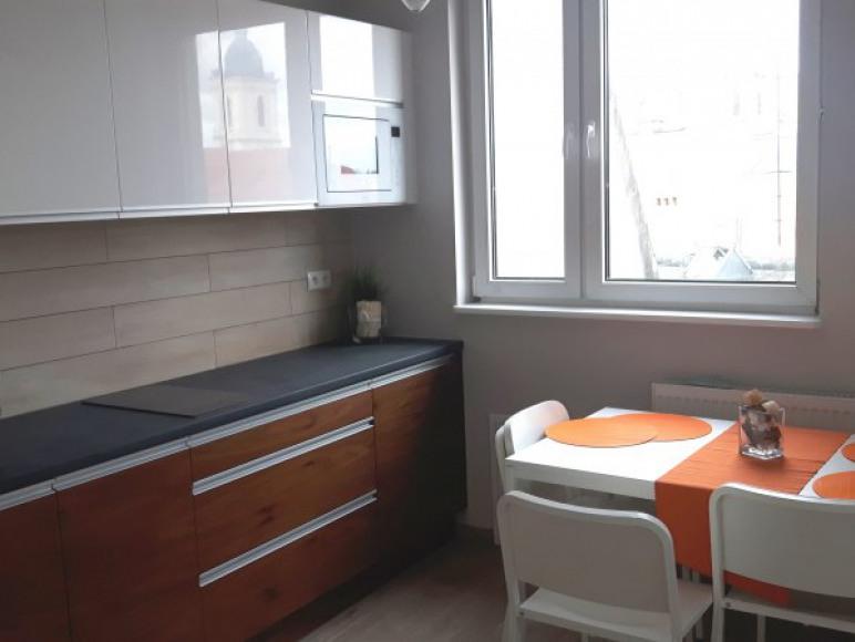 Apartament 9 kuchnia