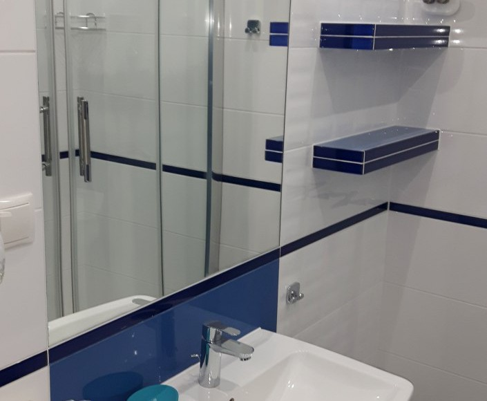 Apartament 8 łazienka