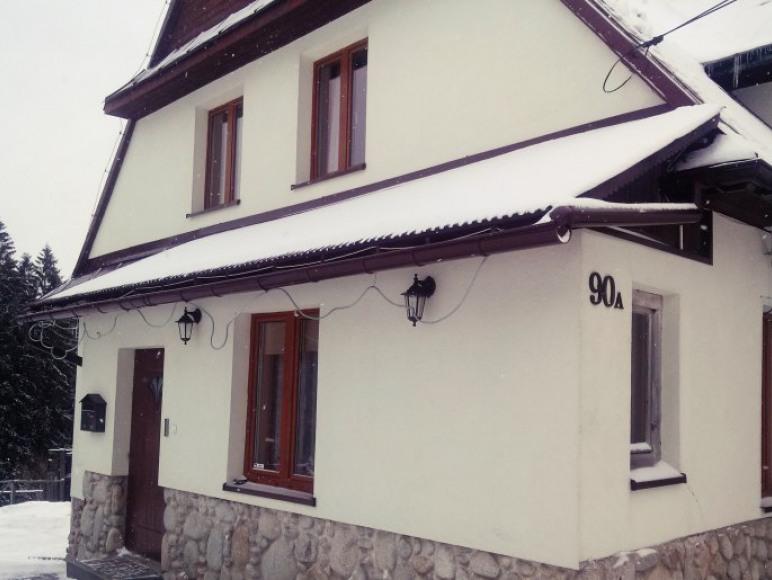 Pokoje u Teresy, Polana Zgorzelisko