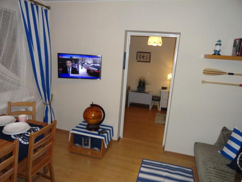 SEA Apartament Hel pokój gościnny