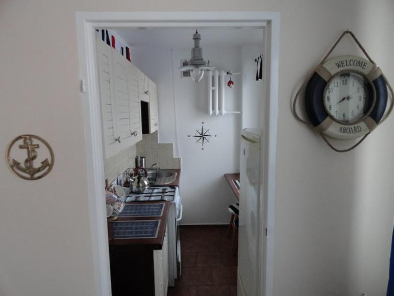 SEA Apartament w Helu, kuchnia