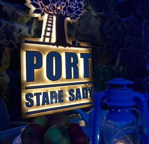 Stare Sady Pod Jabłoniami Port&Chillout