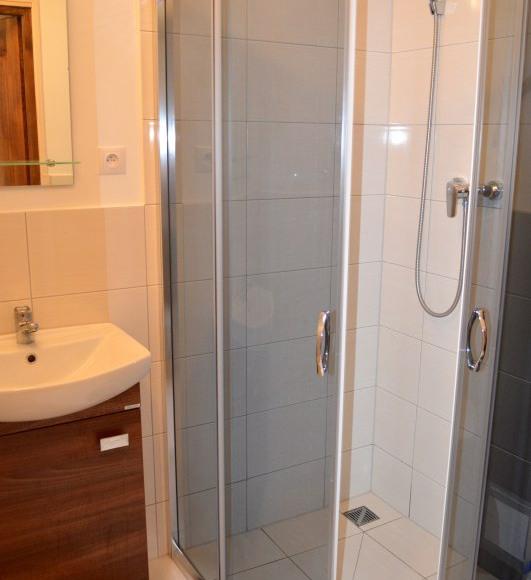 łazienka w piętrowym