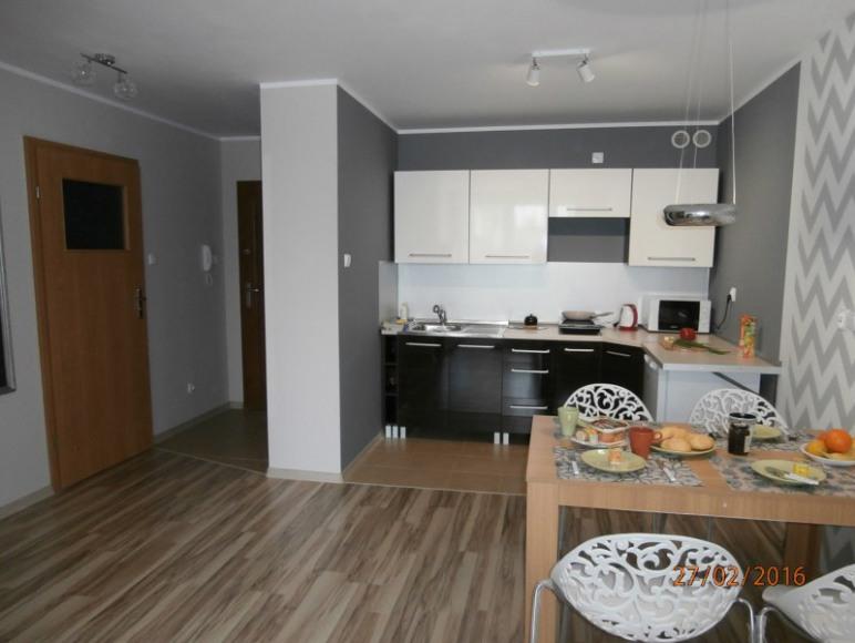 Apartament Wiśniowy