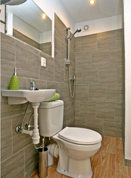 Łazienka w domku