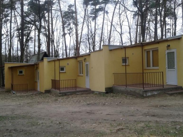 Domki Wczasowo-Letniskowe