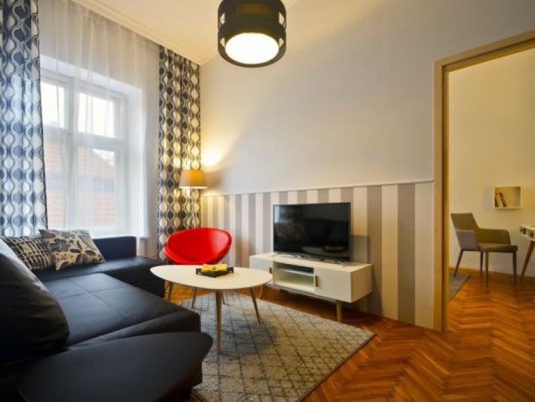 Apartament Deluxe z 2 sypialniami