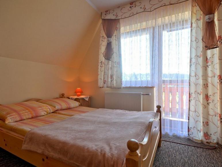 Pokoje Gościnne Gubałówka, Apartamenty