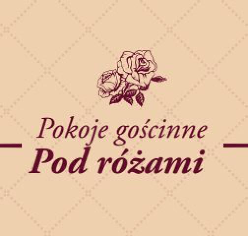 """Pokoje Gościnne """"Pod różami"""""""