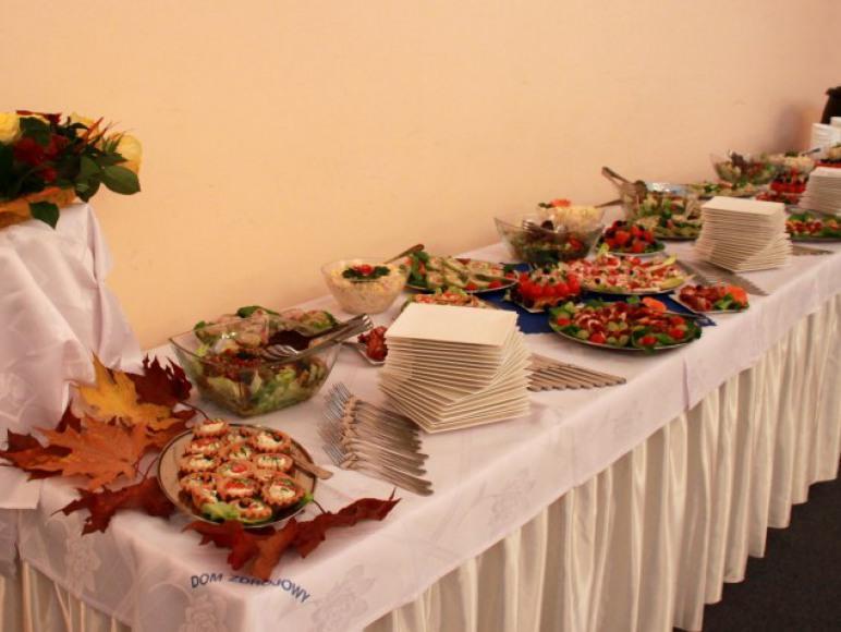 Bufet- konferencja