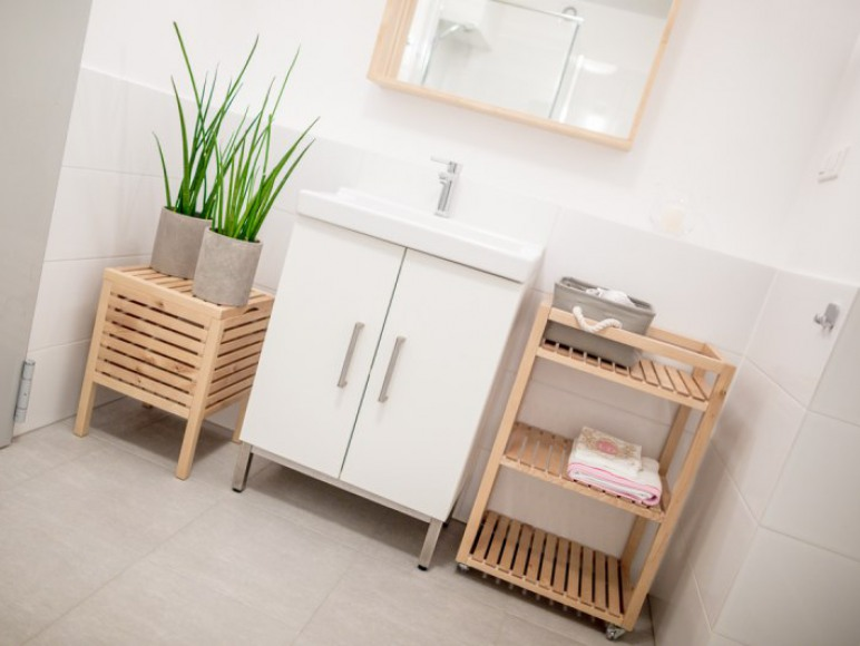 łazienka - apartament nr 5