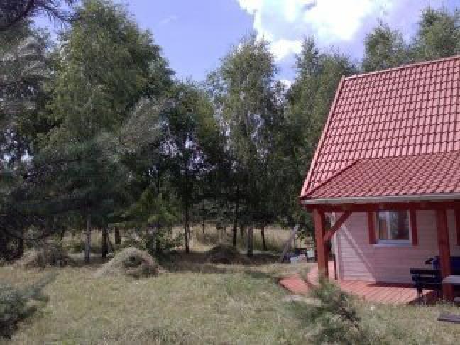 Domek w Kruklankach