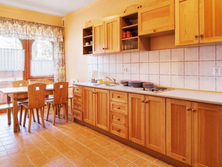kuchnia - apartamenty 6-8 osobowe