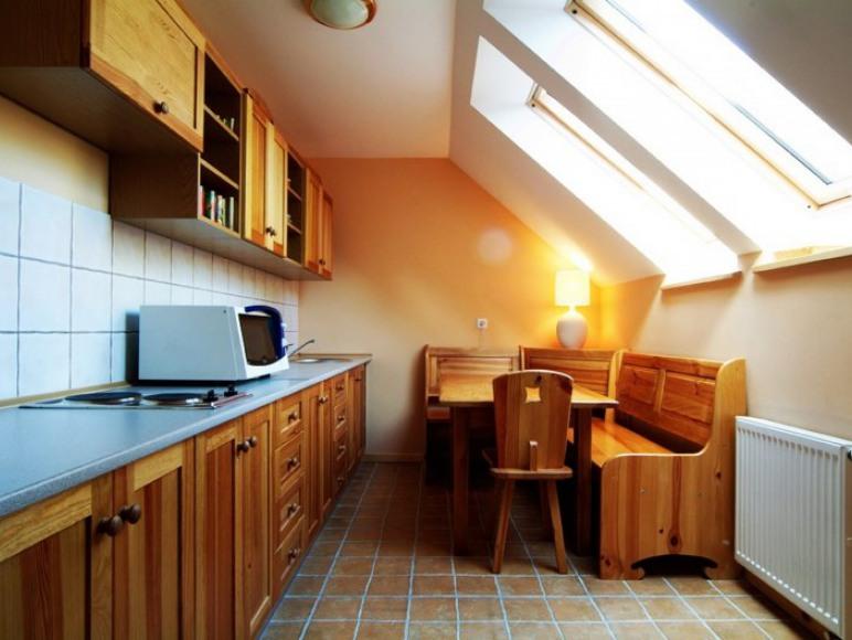 kuchnia - apartament 12 osobowy