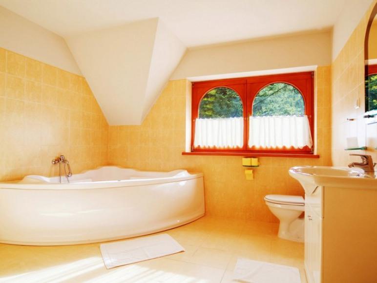 łazienka - apartament 12 osobowy
