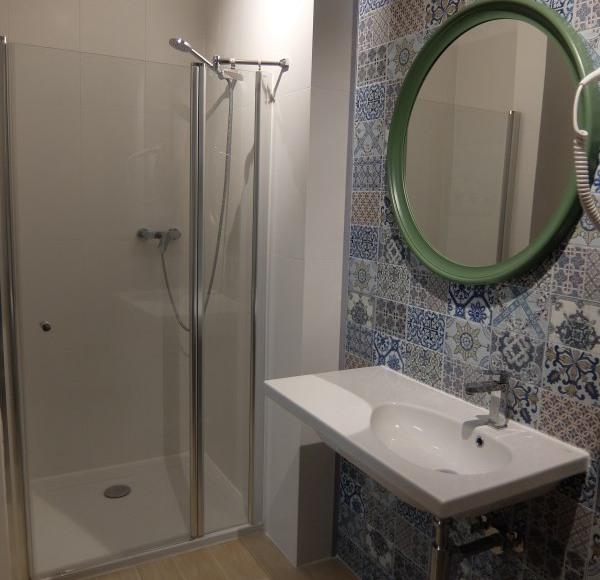 Nowe łazienki w Willi Komandor 2