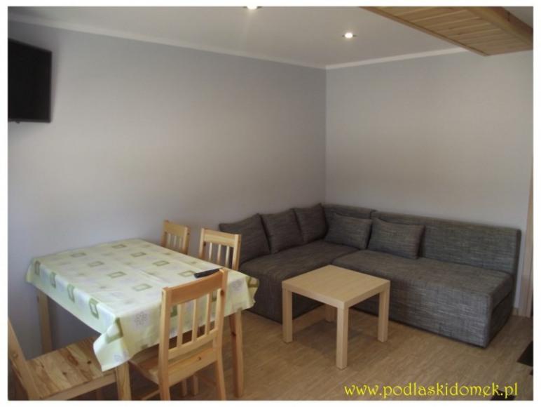 "Apartament Rodzinny - okolice Supraśla / Sokółki ""Podlaski Domek"""