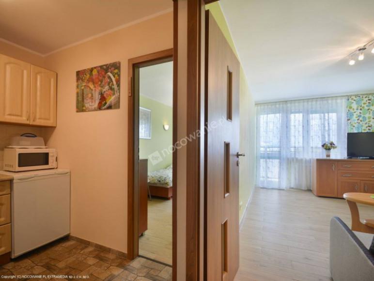"""Apartament metro """"Pole Mokotowskie"""""""