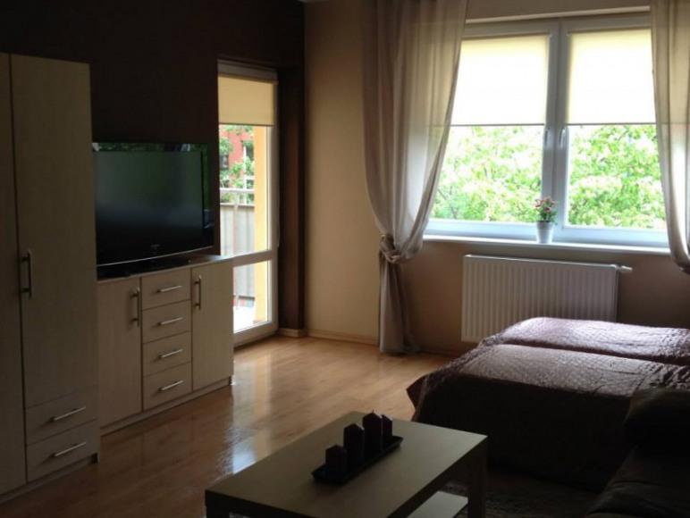 Premium 3 Duży Pokój z balkonem