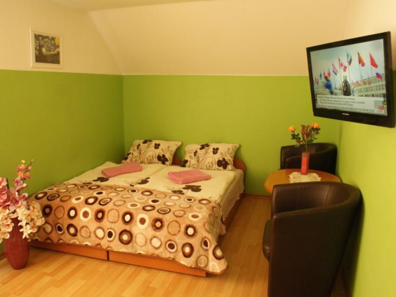 Apartament sypialnia 2