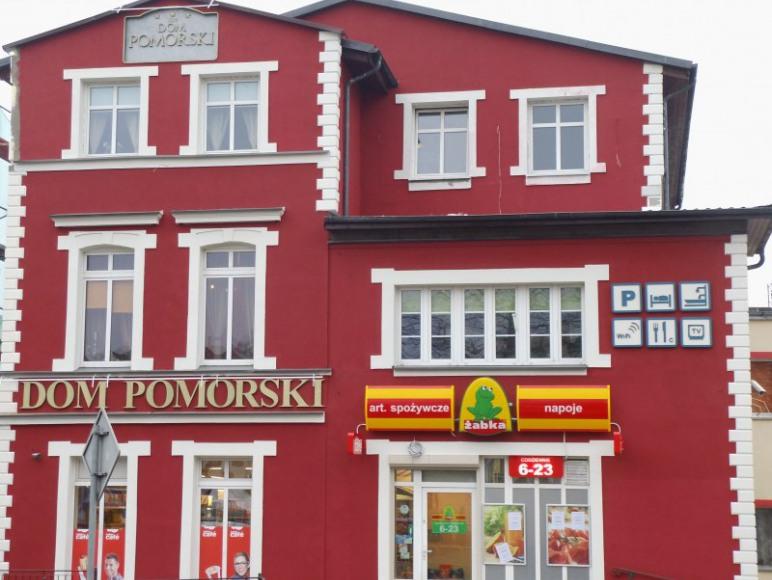 Dom Pomorski.