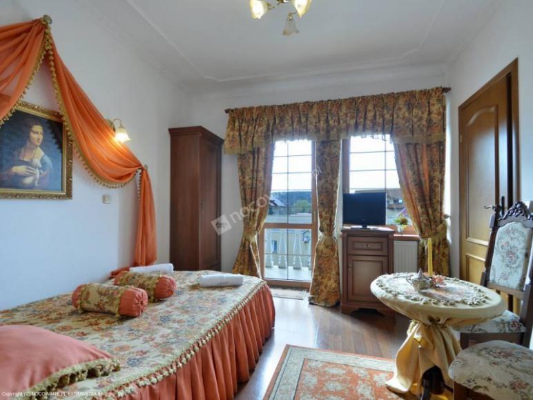 Pokój nr 1 z balkonem