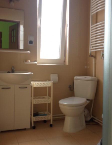 Łazienka pokój Zielony