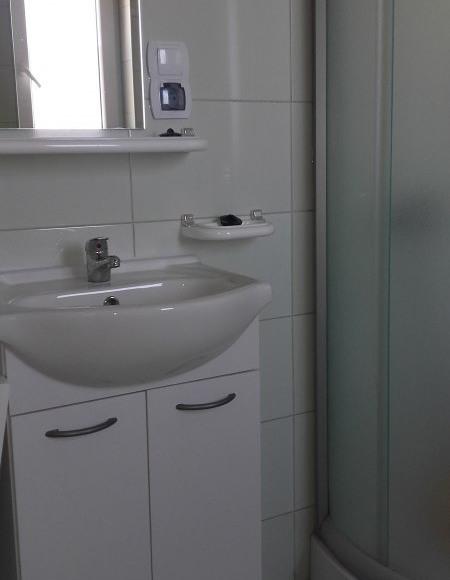 Łazienka pokój Żółty