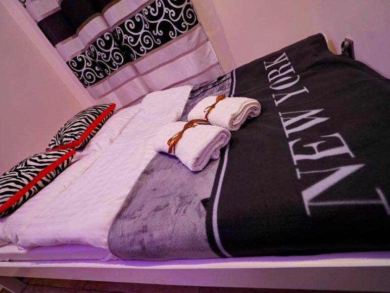 Sypialnia - osobne pomieszczenie - wysoki standard -