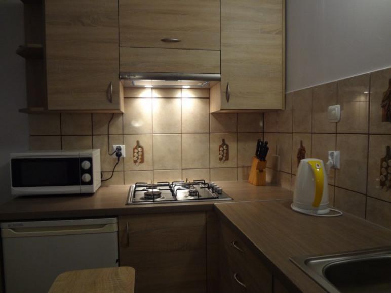 Kuchnia do pokojów nr. 4 i 5