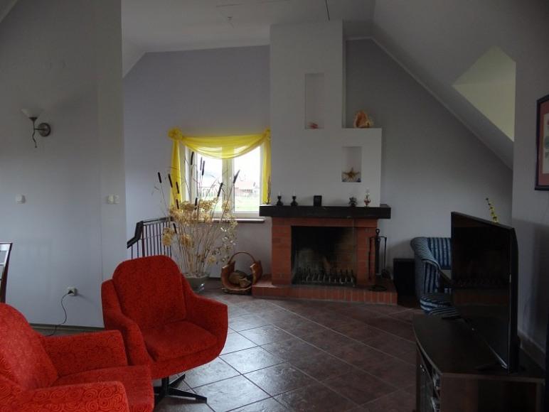 Willa Chabrowa- Apartament A góra