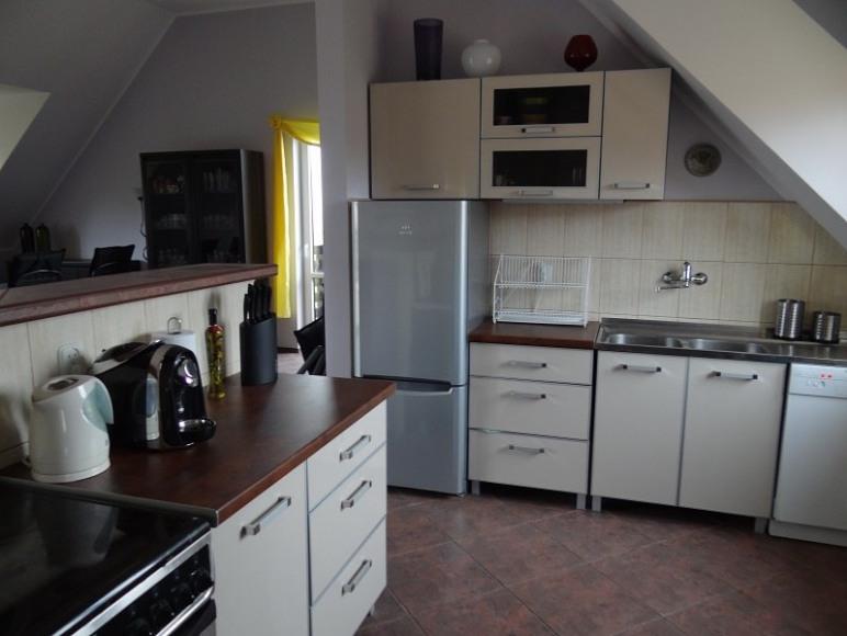 Willa Chabrowa - Apartament A góra- aneks kuchenny