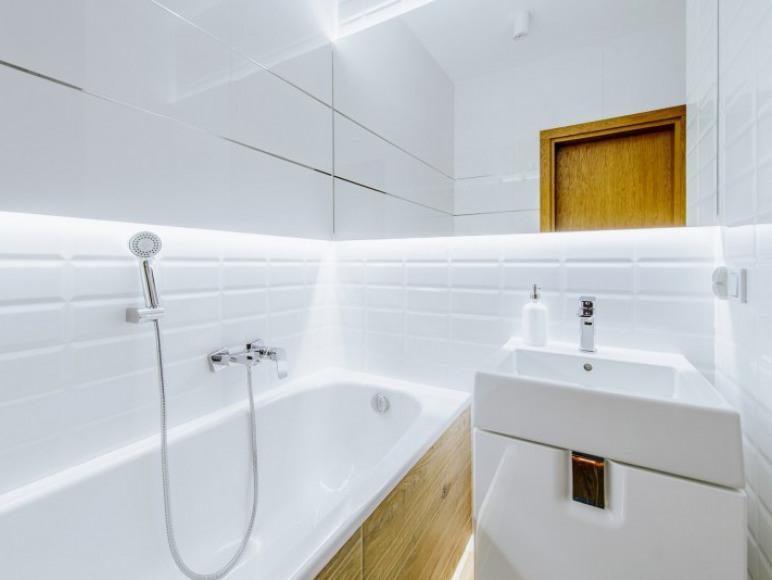 łazienka w apartamencie dla 1-6 osób