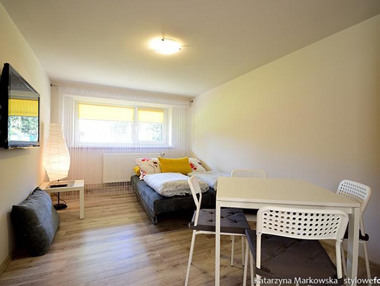 Apartament parter-sypialnia 2 pokój tv