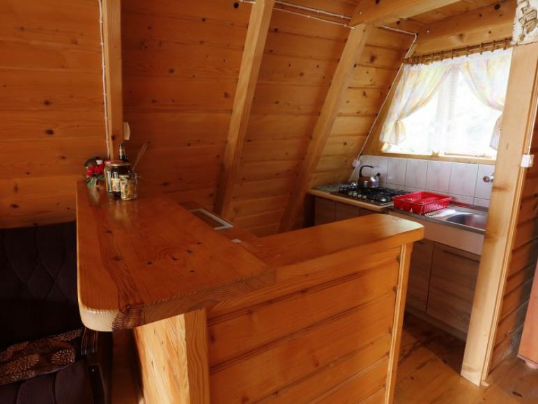 Bieszczady Domek u Leśnika