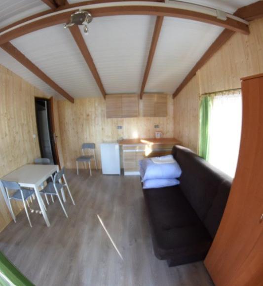 Camping Ekodar w Krzemieniu