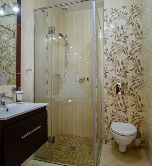 Łazienki pokoje Miś i Gawra