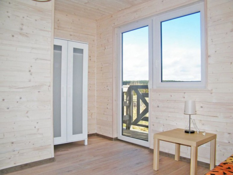 Domek I piętro - I sypialnia